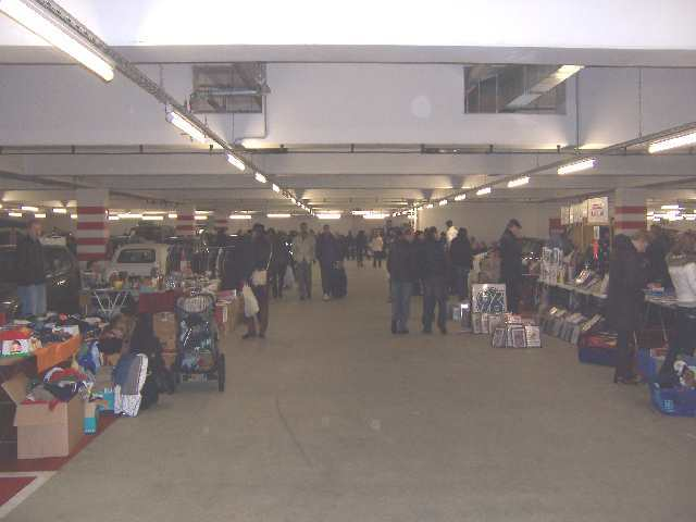 Flohmarkt Northeim