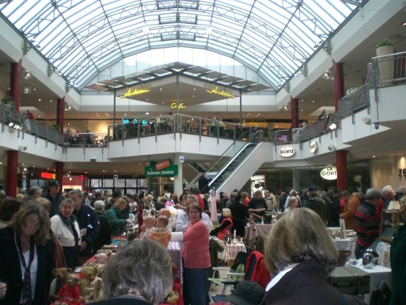 Flohmarkt Otto Parkplatz