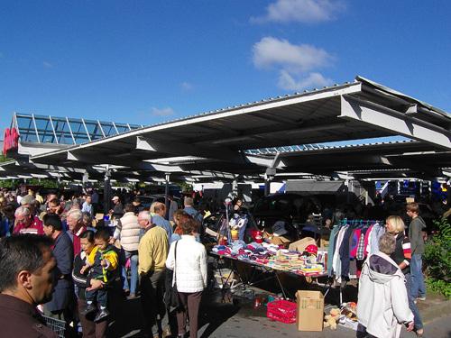 Frauen flohmarkt ahrensburg