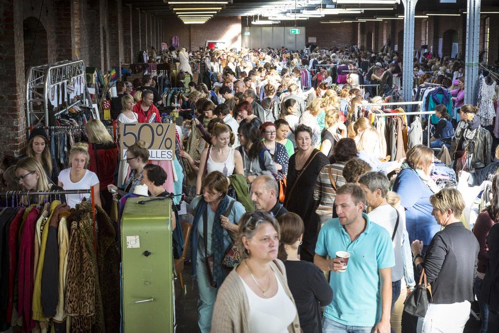 Frauenflohmarkt herford