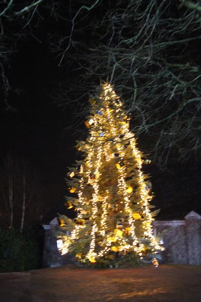 Weihnachtsplätzchen in Düsseldorf-Eller
