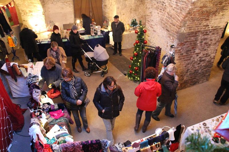 2. Adventsmarkt in der Südbastion des Brückenkopf-Park Jülich