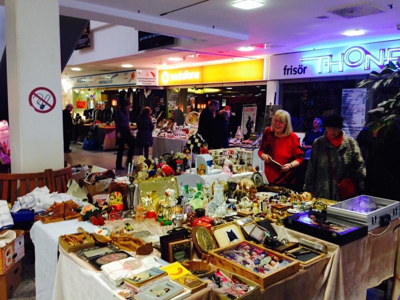Antik-, Design-, LifeStyle- und Raritätenmarkt im Bero Center Oberhausen