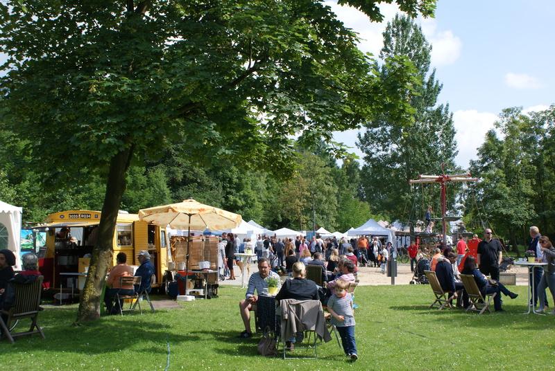 4.Kunst-& Kunsthand- und Lifestylemarkt in Baesweiler