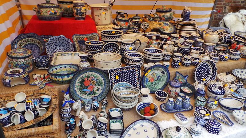 Kunst- & Kunsthandwerk- und Lifestyle-Markt auf dem Indemann in Inden