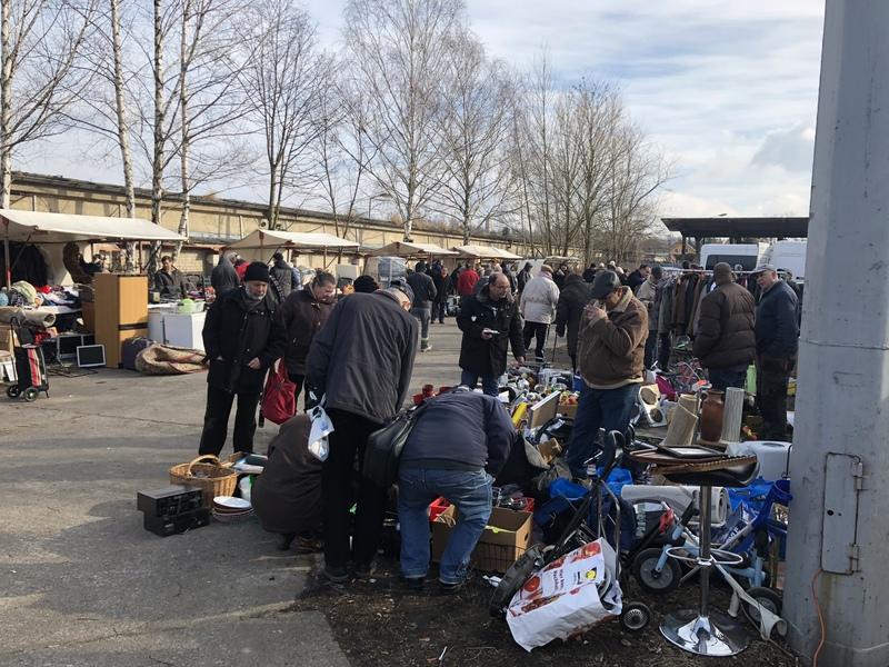Flohmarkt berlin pfingstmontag 2018