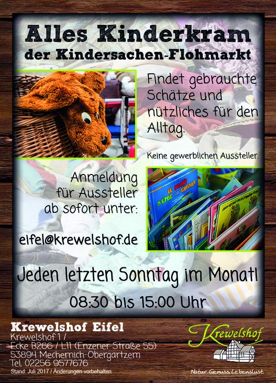 kindersachen flohmarkt in 53894 mechernich obergartzem am 27 mai marktcom flohmarkt und. Black Bedroom Furniture Sets. Home Design Ideas