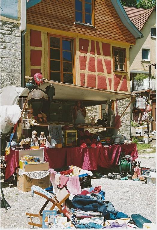 Flohmarkt Heidenheim