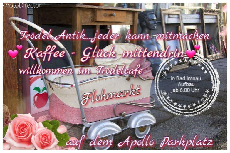 flohmarkt cafe gl ck mittendrin in 72401 haigerloch bad imnau am 21 jul marktcom. Black Bedroom Furniture Sets. Home Design Ideas
