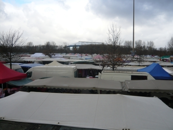 flohmarkt gelsenkirchen heute