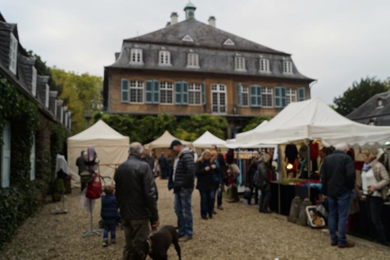 1. Adventsmarkt auf Schloss Eicherhof