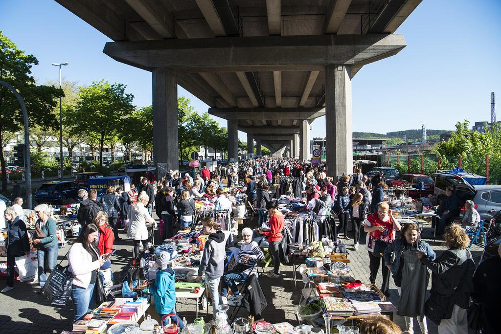 Flohmarkt 05.06.2021