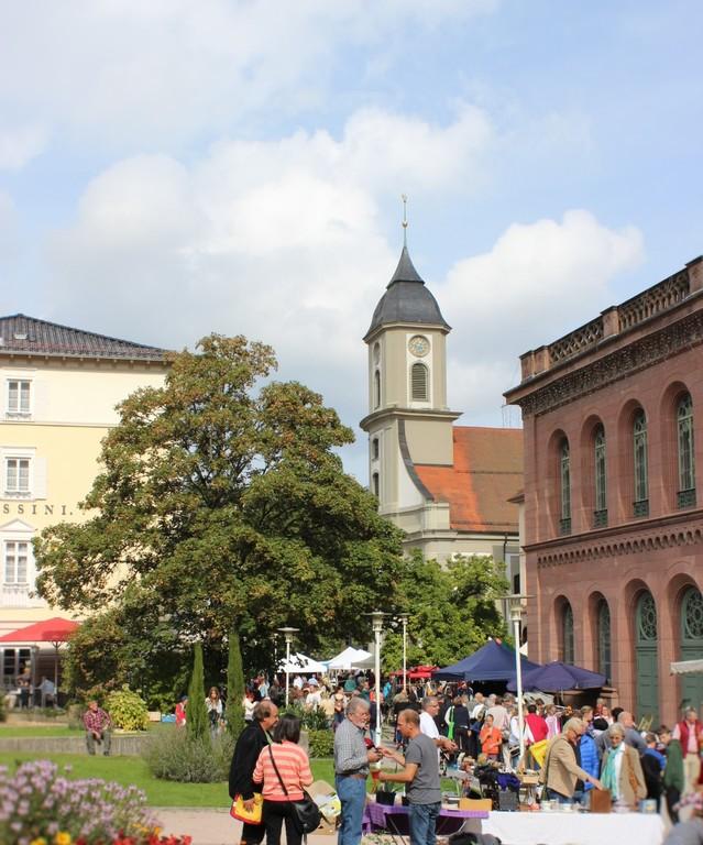 Flohmarkt Bad Wildbad