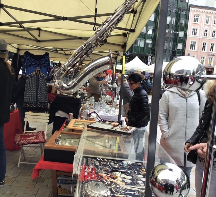 Flohmarkt Hamburg Nord