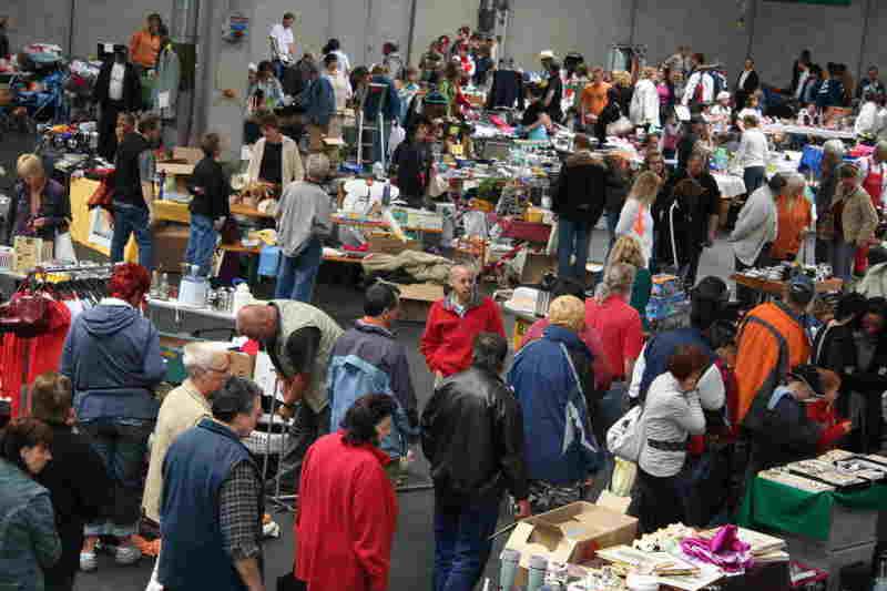 Flohmarkt Kaufbeuren