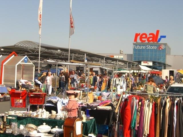 trödelmarkt in krefeld