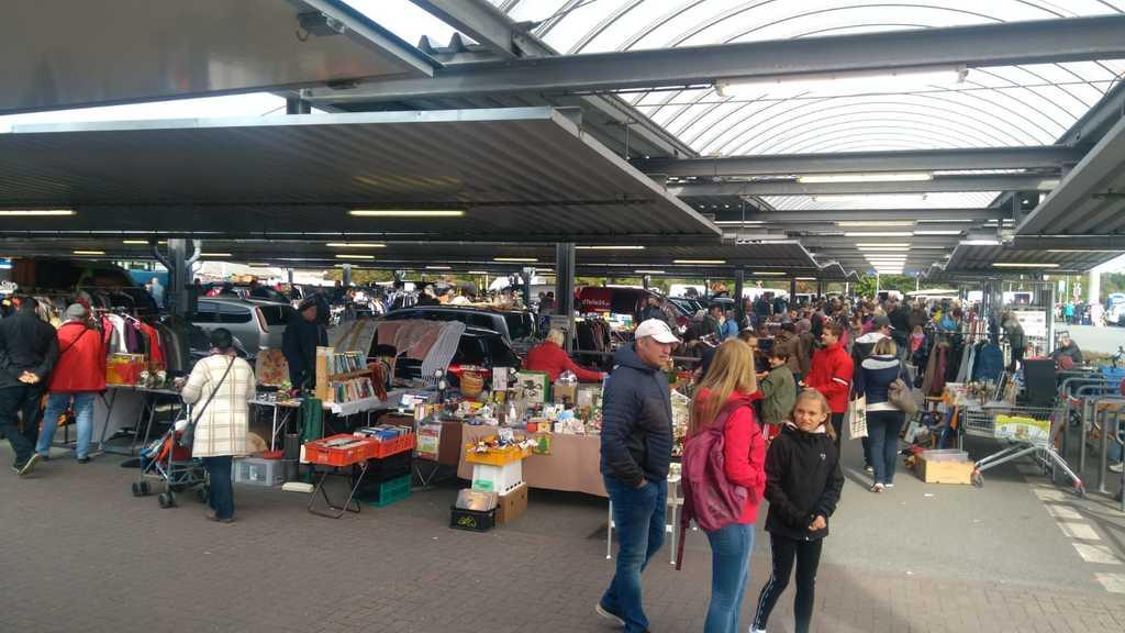 Flohmarkt Horst 2021