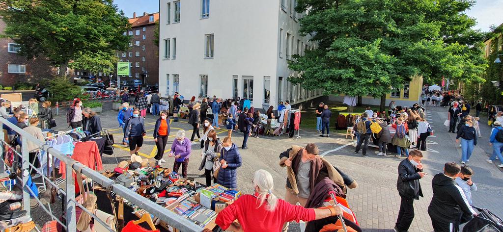 Flohmarkt Hamburg Sonntag 2021
