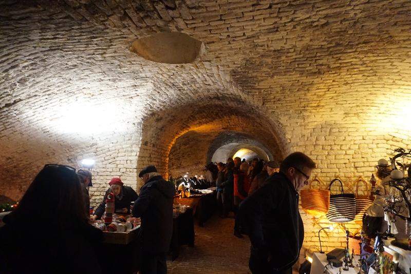 Adventsmarkt in der Südbastion Jülich