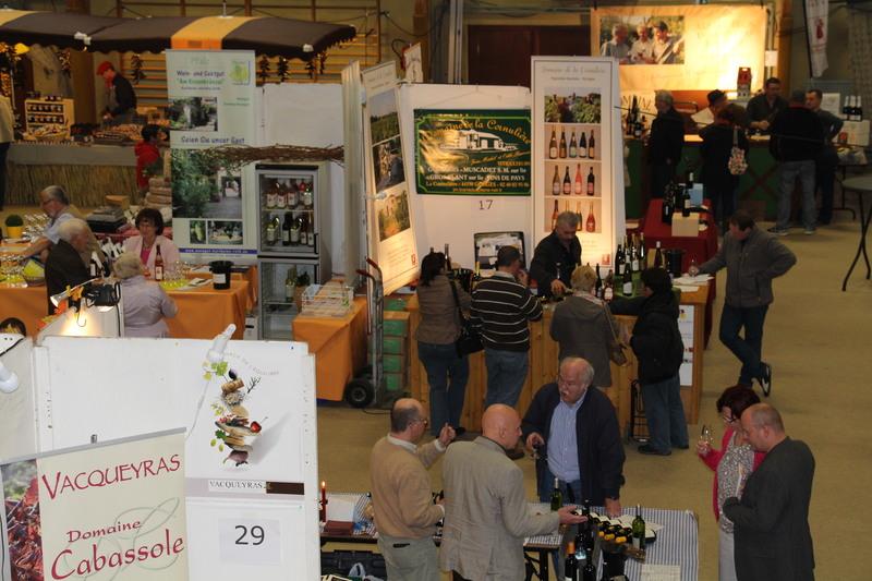 20 Wein- und Schlemmermarkt Festhalle Eupen-Kettenis