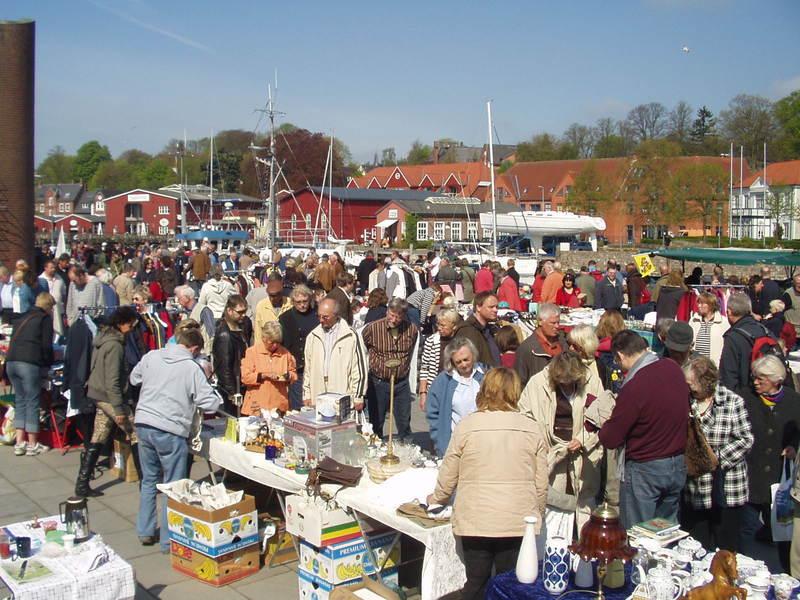 Flohmarkt Eckernförde